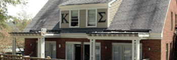 Fraternity Moves Into New Loy Center House